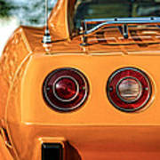 1977 Chevrolet Corvette Poster