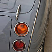 1991 Nissan Figaro Taillights Poster