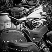 2 - Harley Davidson Series Poster