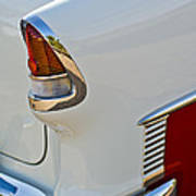 1955 Chevrolet 210 Taillight Poster