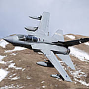 A Royal Air Force Tornado Gr4 Poster