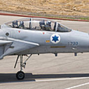 An F-15d Eagle Baz Aircraft Poster