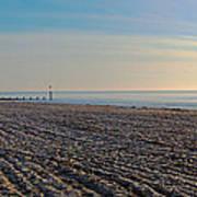 Bournemouth Beach Poster