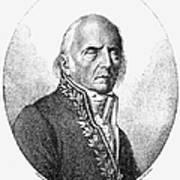 Chevalier De Lamarck Poster