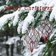 Christmas Card 2194 Poster