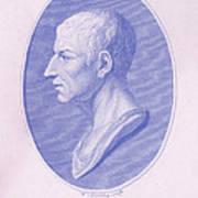 Cicero, Roman Philosopher Poster