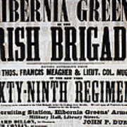 Civil War: Recruiting Poster