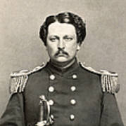 Civil War: Union Soldier Poster