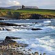 Classiebawn Castle, Mullaghmore, Co Poster