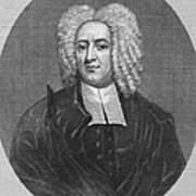 Cotton Mather (1663-1728) Poster