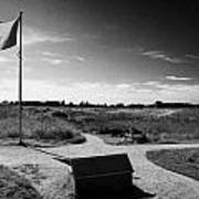 Culloden Moor Battlefield Site Highlands Scotland Poster