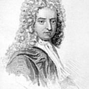 Daniel Defoe (c1659-1731) Poster