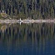 Elk Lake Oregon Poster