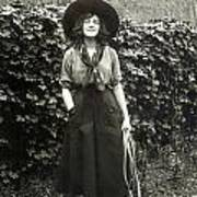 Elsie Janis (1889-1956) Poster