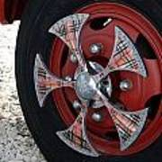 Fire Truck Spinners Poster