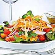Garden Salad Poster
