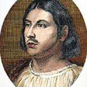 Giovanni Boccaccio Poster
