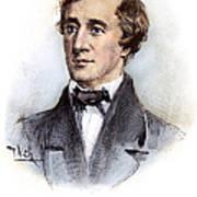 Henry David Thoreau Poster