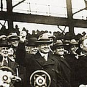 Herbert Hoover (1874-1964) Poster
