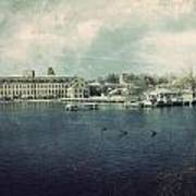 Historic Fox River Mills Poster