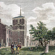 Independence Hall, 1799 Poster