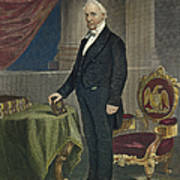 James Buchanan (1791-1868) Poster