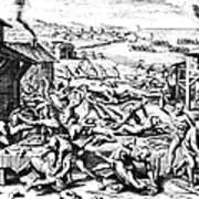 Jamestown: Massacre, 1622 Poster