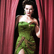 Jane Russell, Portrait Poster by Everett