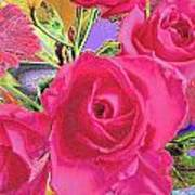 Love Roses Poster