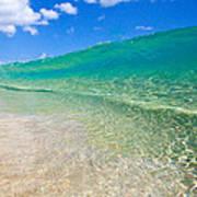 Makena Wave Poster