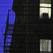 Manhattan After Dark Poster