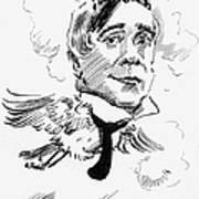 Maurice Maeterlinck Poster