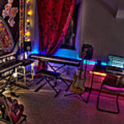 Music Studio Poster
