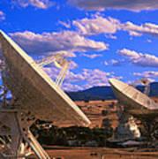Nasa Deep Space Tracking Station, Australia Poster