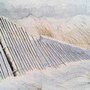 On Sheepshead Bay Poster by Don F  Bradford