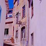 Paisajes Del Algarve Poster