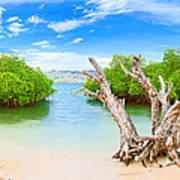 Panorama Island Poster