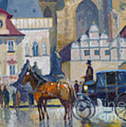 Prague Old Town Square 01 Poster