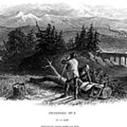 Railroad Construction Poster