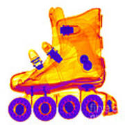 Rollerblade Boot Poster