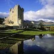 Ross Castle, Killarney, Co Kerry Poster