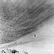 Sedan Crater, Nevada Test Site Poster