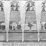 Stamp Act Repeal, 1766 Poster