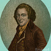 Thomas Paine, American Patriot Poster by Photo Researchers