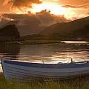 Upper Lake, Killarney National Park Poster