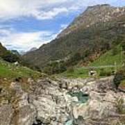 Valle Verzasca - Ticino Poster