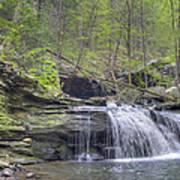 Waterfall Poster