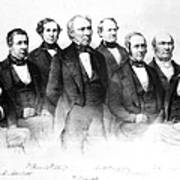 Zachary Taylor (1784-1850) Poster by Granger