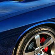 2011 Dodge Challenger 392 Hemi Srt8  Poster