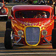 2012 Grants Pass Cruise - Hot Rod Rules Poster